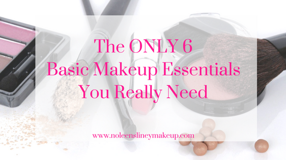 There are only really 6 basic makeup essentials that you need to create a beautiful look. But what are they?