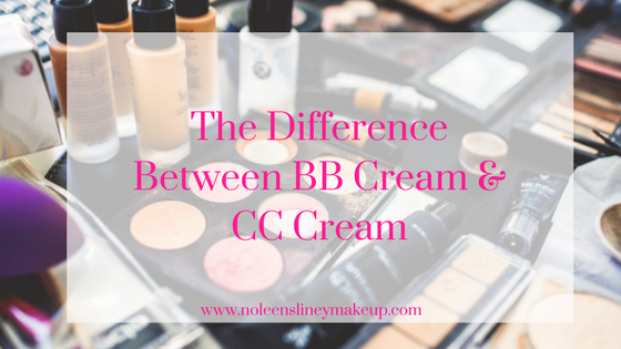 BB cream and CC cream are very similar. But there are a few small differences between the two.