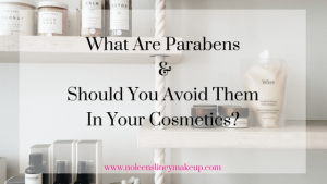 You've heard you should avoid parabens in your cosmetics. But do your really know why? Or what they even are?