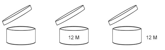 You won't actually find makeup expiration dates on your products. But what you will see is this open jar symbol. This will indicate how long your product can be used after you've opened it.