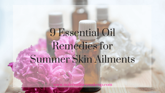 These 9 essential oil remedies for Summer skin ailments will help with hayfever, insect bites and much more.