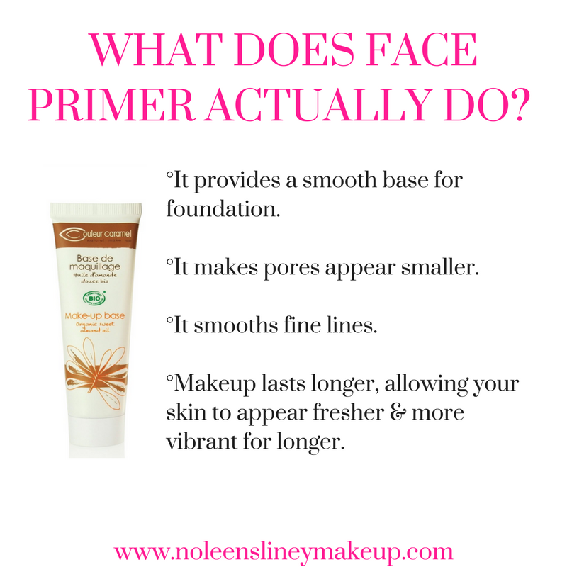 One of the 6 basic makeup essentials is face primer. But what exactly does it do? And why do you need it?