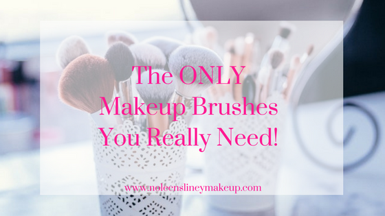 There are so many makeup brushes to choose from. But you really only need a few of them. Here are the essential makeup brushes you need and how to use them.