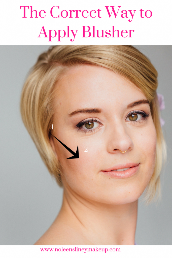 The correct way to apply blusher is NOT to smile. As your face drops when you stop smiling. Meaning your blusher is not in the right position. Here's how you should apply blusher instead.