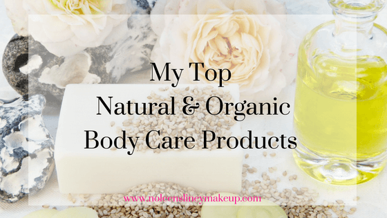 These natural and organic body care products are some of the best I've ever used. They're not only amazing quality. But most are budget friendly too.
