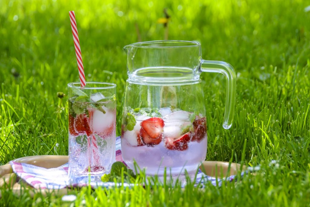 One of the top skincare tips for oily skin that I always give my clients is that oily skin still needs hydration. So ensure you're drinking plenty of water every day. Summertime is a great time to get into the habit as the weather is warmer.