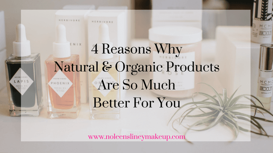Choosing natural and organic beauty products is not compromising. You actually get so much more for your money. And products that actually nourish your skin