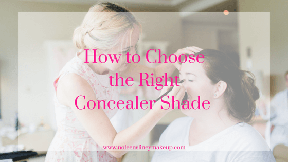 Choosing the right concealer shade has nothing to do with 1 or 2 shades lighter than your skintone. In fact, this is incorrect. Here's the correct way to choose a concealer shade.