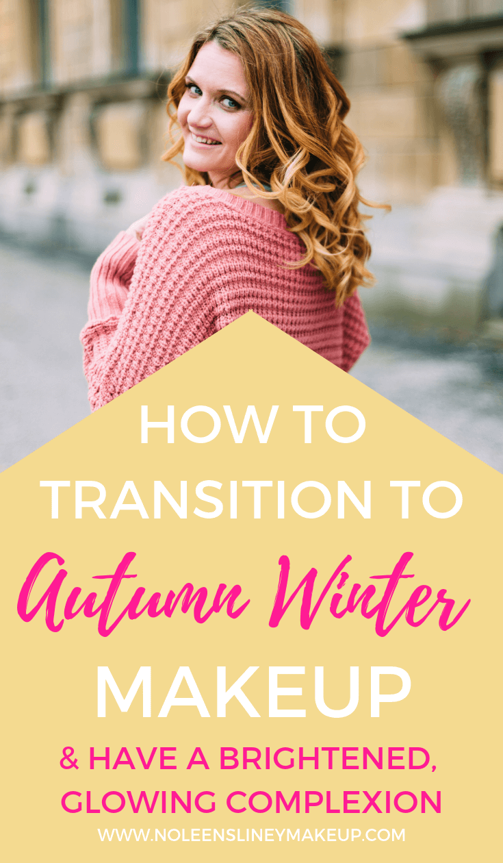 Why is it important to transition to Autumn Winter makeup? Because your skin becomes dehydrated and pale in the colder months. So it's important to transition not just your skincare products but your makeup too to ensure a hydrated, glowing, healthy looking complexion.