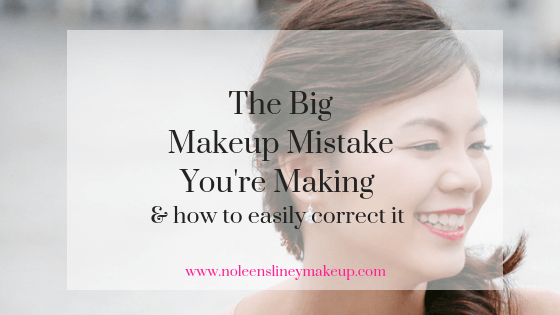 This one makeup mistake is very common. But it's also so easy to fix and will make a big difference to your complexion
