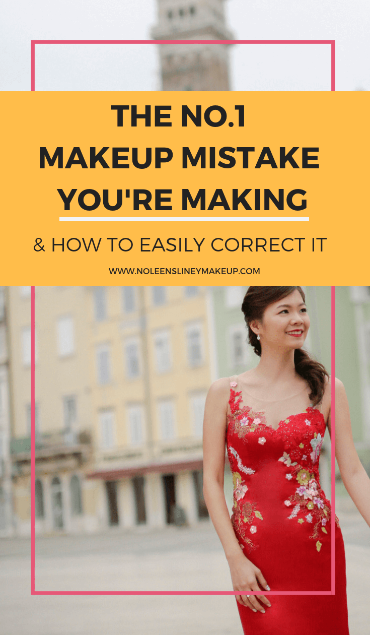 This 1 big makeup mistake is making your complexion look pale, tired and older. But it's so easy to fix. And once you know how, it'll make your complexion look bright, rejuvenated, uplifted and more youthful.