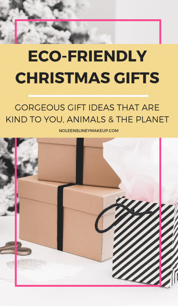 These zero waste beauty gifts are not only kind to the environment. Theyre also gorgeous and glamorous too. Ethical beauty and glamour all in one go.