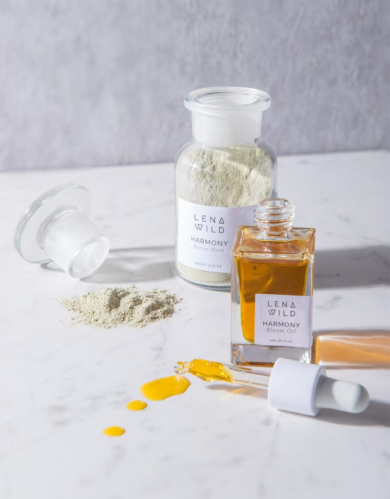 There's no such thing as quick result skincare products! Certainly none that truly work anyway! But the great news is that these gorgeous natural and organic skincare products from Lena Wild will really help you to have long-lasting healthy, glowing skin.