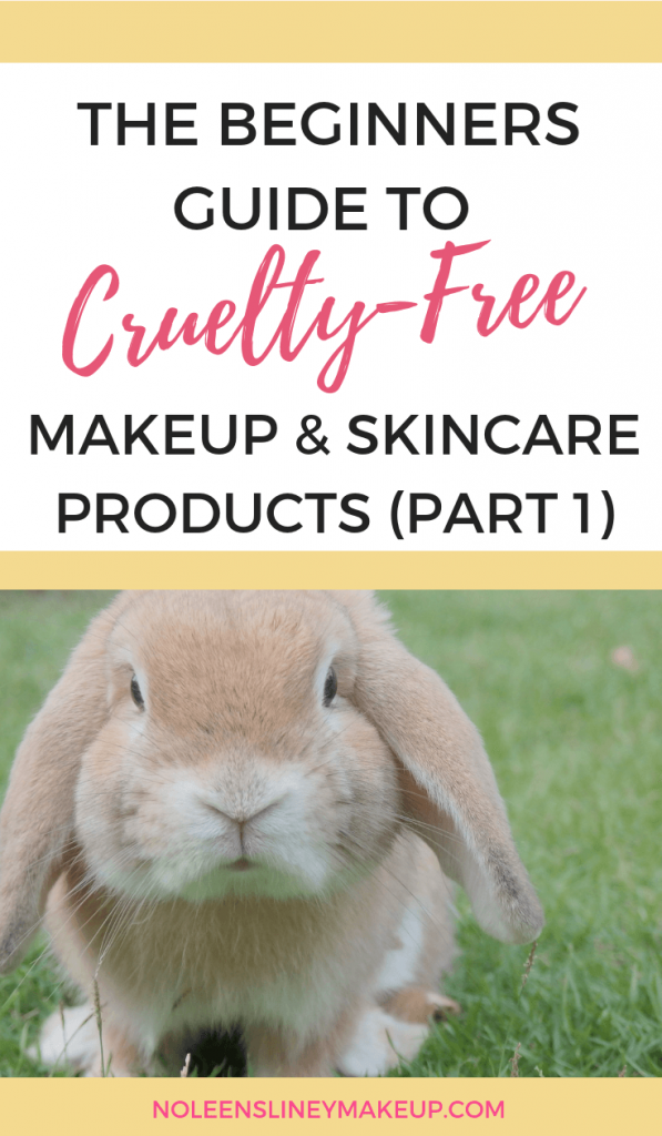 Finding cruelty free makeup and skincare products can be overwhelming at first. But this beginners guide to cruelty free beauty will tell you all you need to know