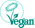 When looking for cruelty free and vegan cosmetics, make sure to look for the Vegan Society sunflower logo. That way you can be sure your cosmetics are vegan friendly and haven't been tested on animals.