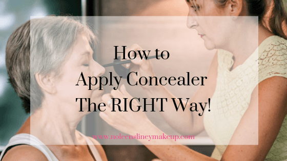 How do you apply concealer correctly? Do you apply foundation or concealer first? I'm answering those questions in this post. Along with explaining the RIGHT way to apply concealer to under eyes.
