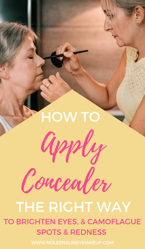 The right way to apply concealer is NOT how you're taught in many video tutorials on YouTube! You don't need to apply it so much of it or in that V shape like they show you in the videos. It's actually a lot simpler than that, takes a LOT less product and hardly any time. Here's the RIGHT way to apply concealer instead.